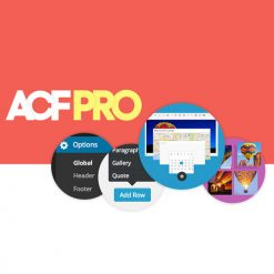 Advanced Custom Fields (ACF) Pro 5.7.5