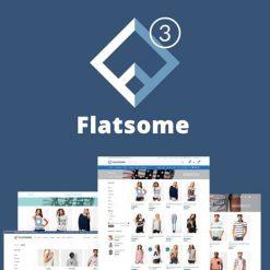 Flatsome MultiPurpose Responsive WooCommerce Theme