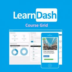 LearnDash LMS Course Grid