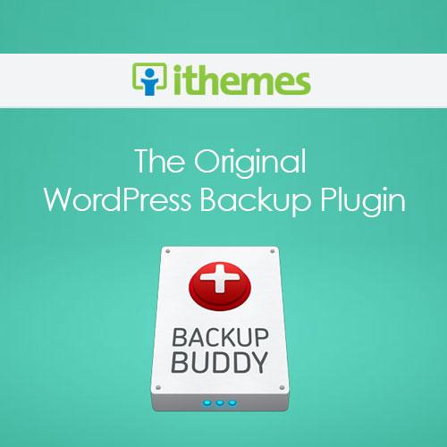 IThemes BackupBuddy WordPress Plugin -