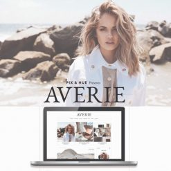 Averie - A Blog & Shop Theme