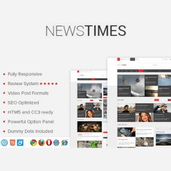 MyThemeShop NewsTimes