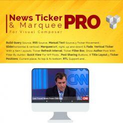 Pro News Ticker & Marquee