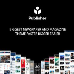 Publisher - Newspaper Magazine AMP