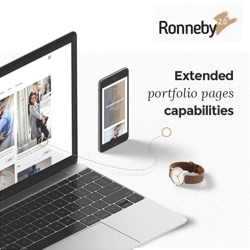 Ronneby - High-Performance WordPress Theme,