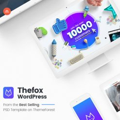 TheFox | Responsive Multi-Purpose WordPress Theme