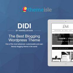 ThemeIsle Didi WordPress Theme