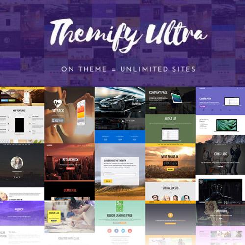 Themify Ultra Premium WordPress Theme,