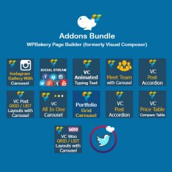 WPBakery Page Builder Addons Bundle