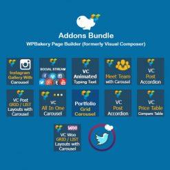 WPBakery Page Builder Addons Bundle