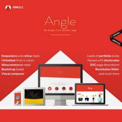 Angle Flat Responsive Bootstrap MultiPurpose Theme