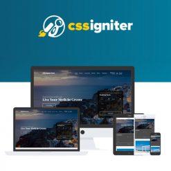 CSS Igniter Olympus Inn Hotelmotel WordPress Theme