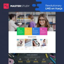 Masterstudy Education - LMS WordPress Theme