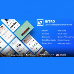 Nitro - Universal WooCommerce Theme from ecommerce experts
