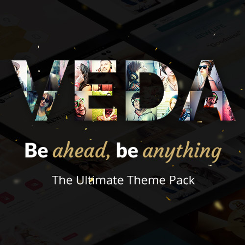VEDA | Multi-Purpose Theme