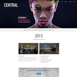 Central - Versatile, Multi-Purpose WordPress Theme