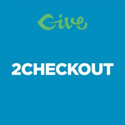 Give - 2Checkout Gateway