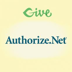 Give - Authorize.net Gateway