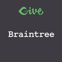 Give - Braintree Gateway