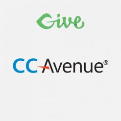 Give - CCAvenue Gateway