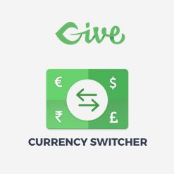 Give – Currency Switcher