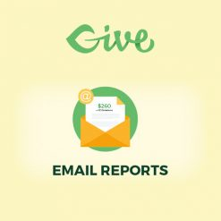Give - Email Reports