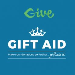 Give - Gift Aid