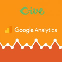 Give – Google Analytics Donation Tracking