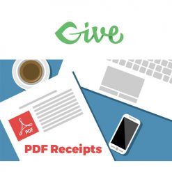 Give - PDF Receipts