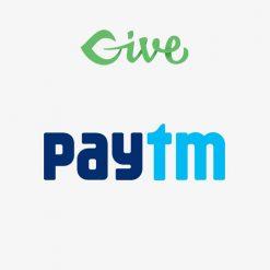 Give - Paytm Gateway