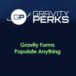 Gravity Perks - Gravity Forms Populate Anything