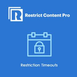Restrict Content Pro Restriction Timeouts
