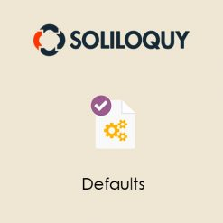 Soliloquy Defaults Addon