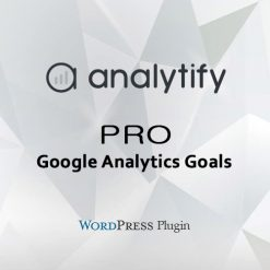 Analytify Pro Google Analytics Goals Add-on