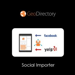 GeoDirectory Social Importer