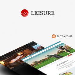 Hotel WordPress Theme | Hotel Leisure