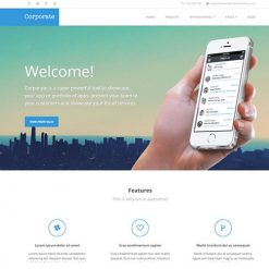 MyThemeShop Corporate WordPress Theme