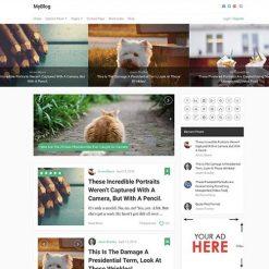 MyThemeShop MyBlog WordPress Theme