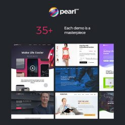 Pearl Business - Corporate Business WordPress Theme for Company and Businesses
