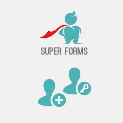 Super Forms - Register & Login