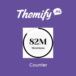 Themify Builder Counter