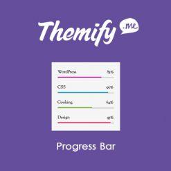 Themify Builder Progress Bar
