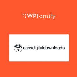 WPFomify EDD Addon