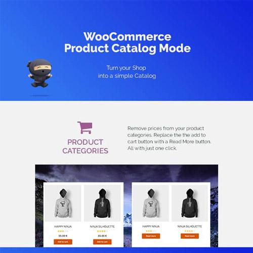 WooCommerce Product Catalog Mode & Enquiry Form