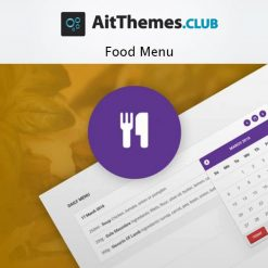 AIT Food Menu