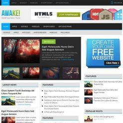 MyThemeShop Awake WordPress Theme