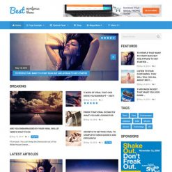 MyThemeShop Best WordPress Theme