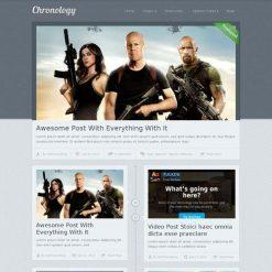 MyThemeShop Chronology WordPress Theme