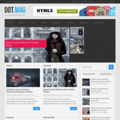 MyThemeShop Dotmag WordPress Theme