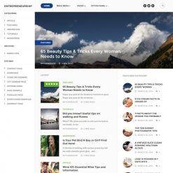 MyThemeShop Entrepreneurship WordPress Theme